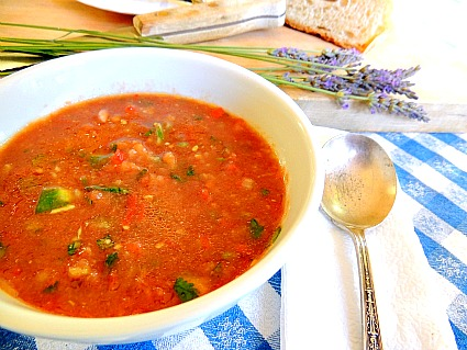 Gazpacho recipes easy