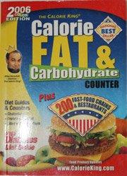 calorie counter book