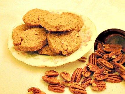 sugarless cookies